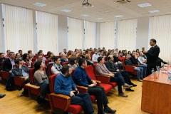 Vizită la Facultatea de Științe Economice și Gestiunea Afacerilor