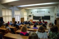 Vizită la Facultatea de Chimie și Inginerie Chimică