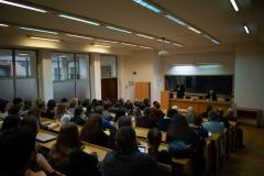 Vizită la Facultatea de Psihologie și Științe ale Educației